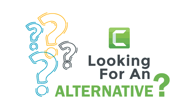 Camtasia Alternatives list