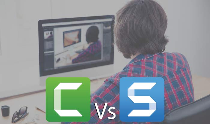camtasia vs snagit: differences