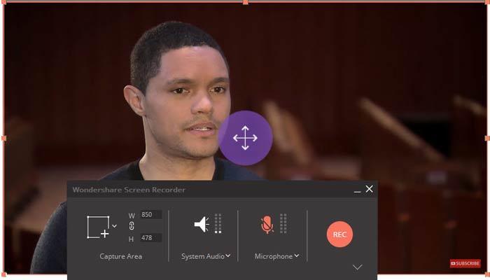 wondershare video converter ultimate 10 screen recording