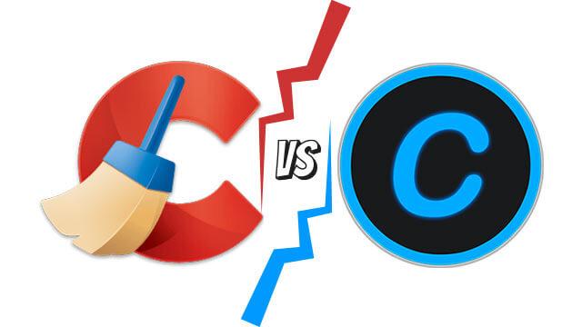 Advanced SystemCare vs CCleaner