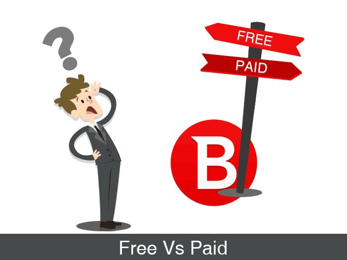 Bitdefender free vs paid comparison