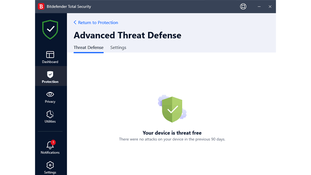 Bitdefender Advanced Threat Defense review