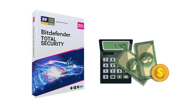 Bitdefender Total Security value for money