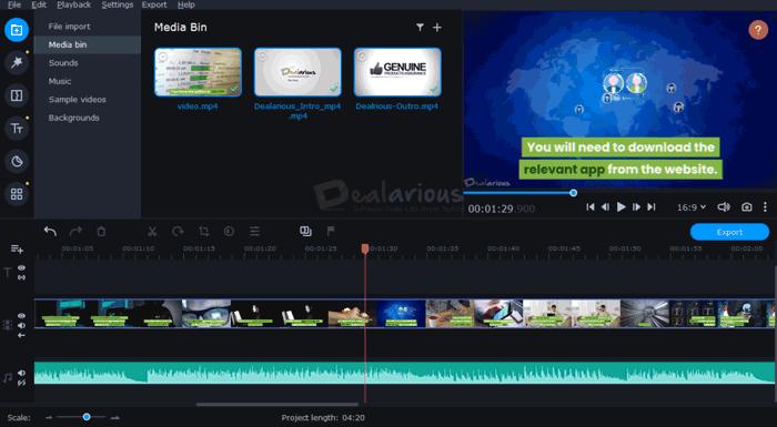 Movavi Video Editor 2021 review