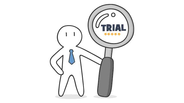 Take a trial